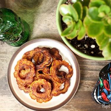 Caramelized Delicata Squash Crisps Recipe | SideChef