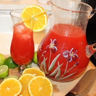 Caribbean Rum Punch Recipe   SideChef