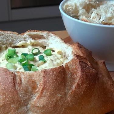 Creamy Corn Dip Cob Loaf Recipe   SideChef