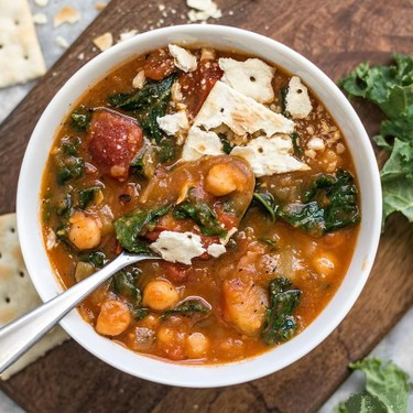 Smoky Potato Chickpea Stew Recipe | SideChef