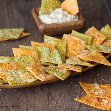 Homemade Spiced Tortilla Chips Recipe   SideChef