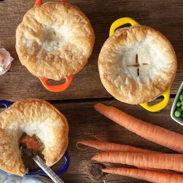 Vegan Chicken Pot Pie Recipe | SideChef