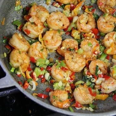 Caribbean Pepper Shrimp Recipe | SideChef