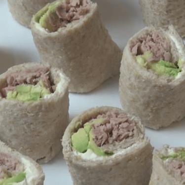 Simple Sandwich Sushi Recipe   SideChef