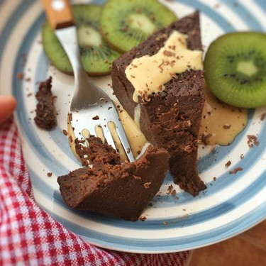 Flourless Chocolate Cake Recipe   SideChef
