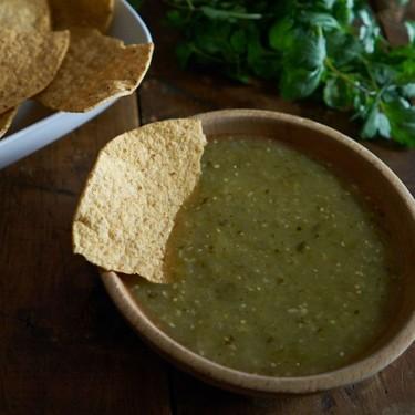 Tomatillo Salsa Verde Recipe | SideChef