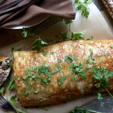 Scalloped Potato Roll Recipe | SideChef