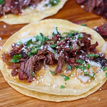 Smoked Beef Cheek Tacos Recipe   SideChef