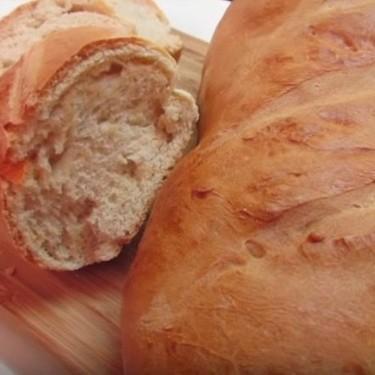 Crusty Italian Bread Recipe | SideChef