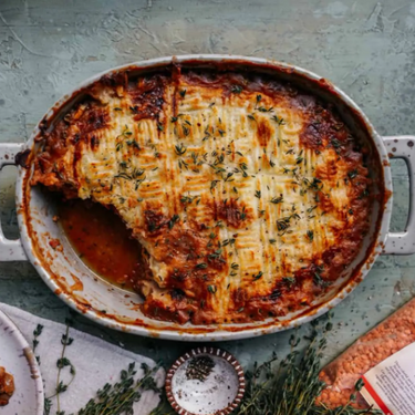 Vegan Shepherd's Pie Recipe | SideChef