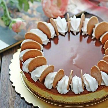Haw Flakes Cheesecake Recipe | SideChef