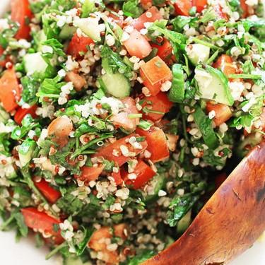 Quinoa Tabbouleh Recipe   SideChef