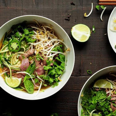 Pho with Zucchini Noodles Recipe   SideChef