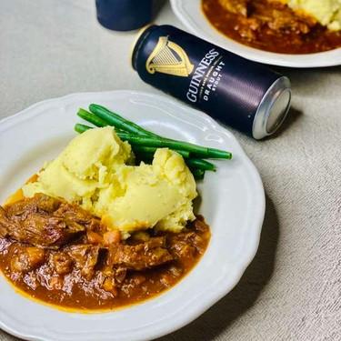 Guinness Irish Lamb Stew Recipe   SideChef