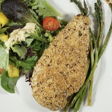 Passover Chicken Schnitzel Recipe | SideChef