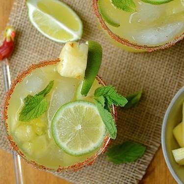 Pineapple Mint Mojito Recipe | SideChef