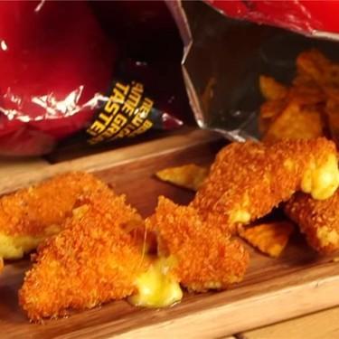 Cheese-Stuffed Doritos Recipe   SideChef