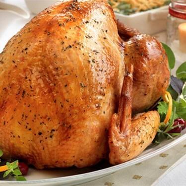 Herb Roasted Turkey with Pan Gravy Recipe   SideChef