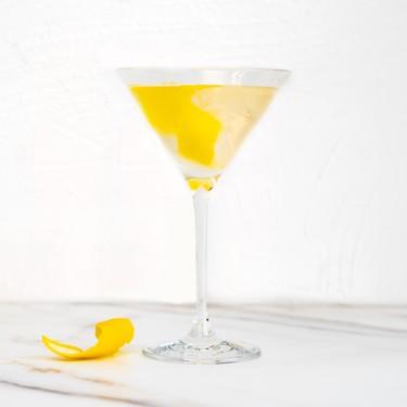 Elderflower Vesper Martini Recipe | SideChef