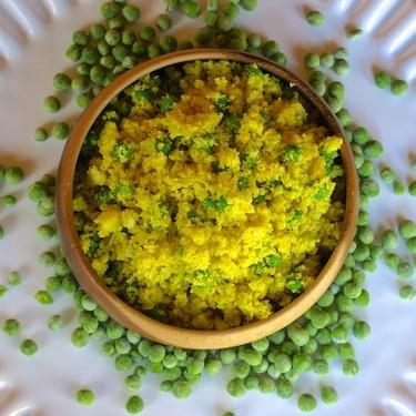 Lemon and Sweet Pea Cauliflower Rice Recipe | SideChef
