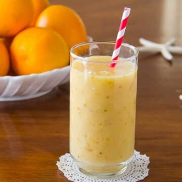 Tropical Sunrise Smoothie Recipe | SideChef