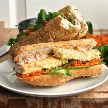 Tofu Bánh Mì Recipe   SideChef