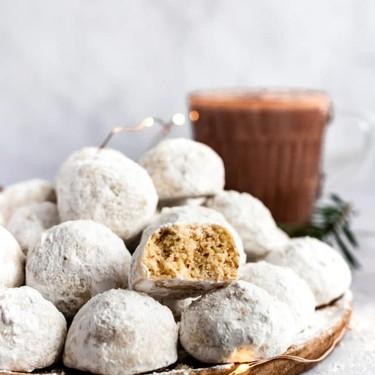 Mexican Wedding Cookies Recipe   SideChef