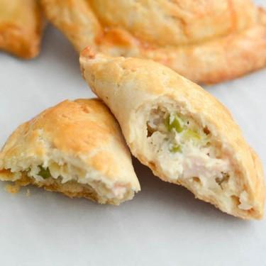 Healthier Chicken Pot Pie Pockets Recipe   SideChef