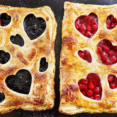 Berry Slab Pie Recipe | SideChef