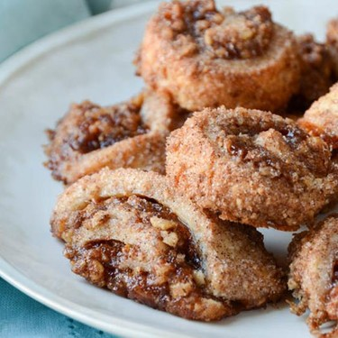 Apricot and Strawberry Rugelach Recipe   SideChef