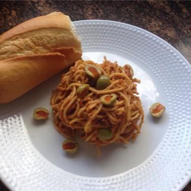 Spaghetti Puttanesca Recipe   SideChef
