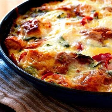 Caprese Frittata Recipe | SideChef