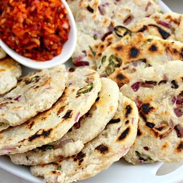 Sri Lankan Coconut Roti Recipe   SideChef
