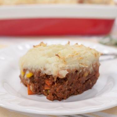 Veggie Shepherds Pie Recipe | SideChef