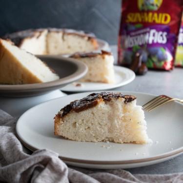 Upside Down Jaggery & Fig Cake Recipe   SideChef
