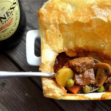 Guinness Beef Pot Pie Recipe   SideChef