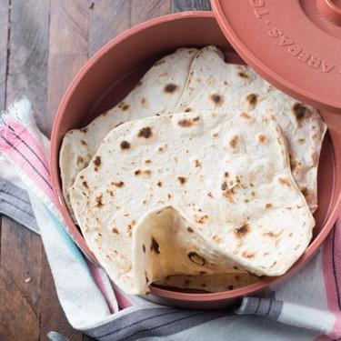 Homemade Tortillas Recipe | SideChef