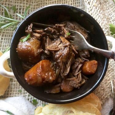 Braised Beef Pot Pie Recipe   SideChef
