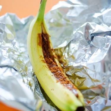 Almond Butter Baked Bananas Recipe   SideChef