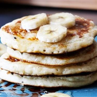 Thai-Inspired Banana Coconut Pancakes Recipe | SideChef