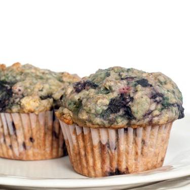 Blueberry Breakfast Muffins Recipe   SideChef