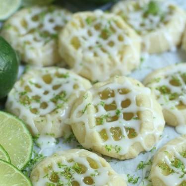 Key Lime Shortbread Cookies Recipe   SideChef