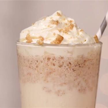 Cinnamon Toast Crunch Frappuccino Recipe | SideChef