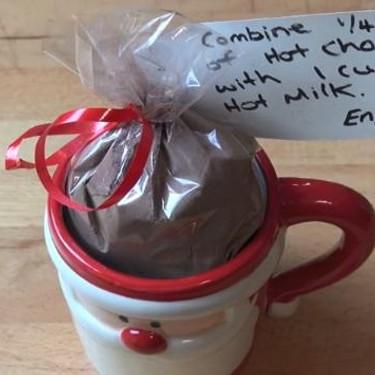 Christmas Hot Chocolate Gift Packs Recipe | SideChef