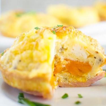 Bacon n' Eggs Pepper Muffins Recipe | SideChef