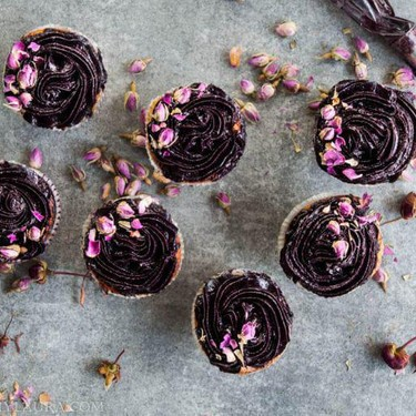 Gluten Free Blueberry Cupcakes Recipe | SideChef