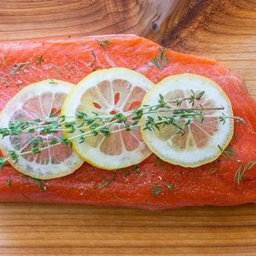 Cedar Plank Salmon Recipe | SideChef