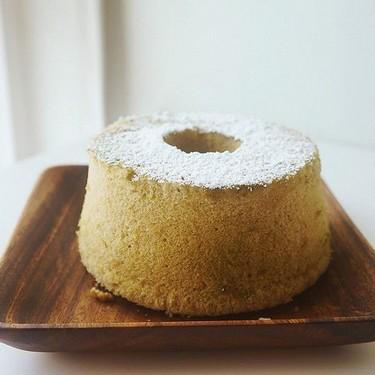 Matcha Green Chiffon Cake Recipe | SideChef