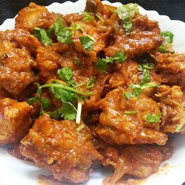 Chicken Masala Roast Recipe | SideChef