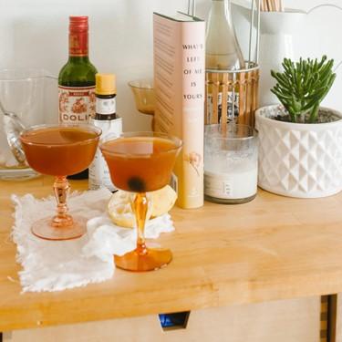 Fall Spiced Manhattan Recipe | SideChef